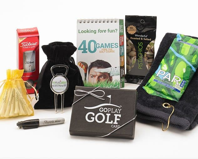 A picture of the Go Play Golf Essentials II