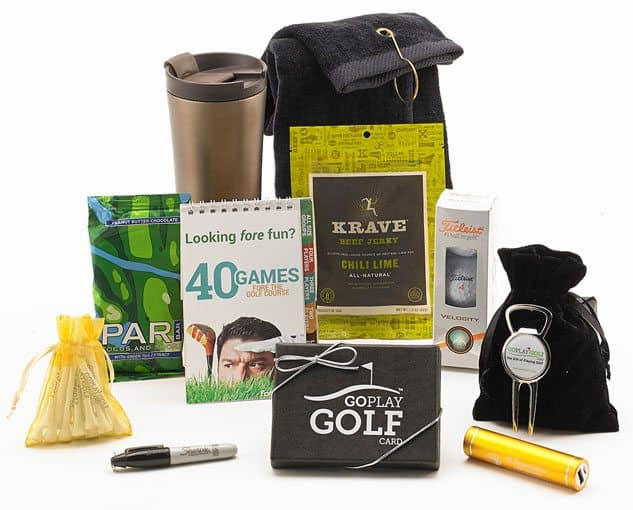 A picture of the Go Play Golf Essentials III