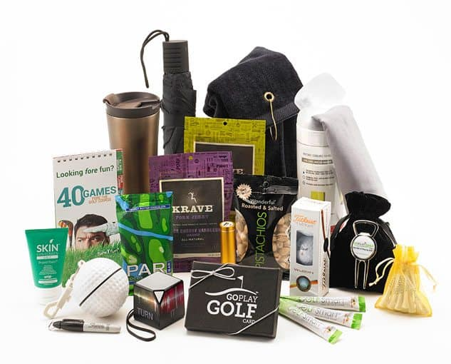 A picture of the Go Play Golf Essentials V