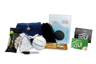 A picture of the Go Play Golf Value Gift Box - $20.00