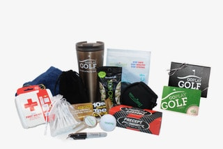A picture of the Go Play Golf Elite Gift Box - $60.00