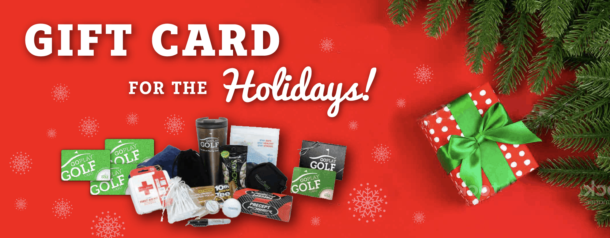 Golf Gift Boxes- Golf in a Box