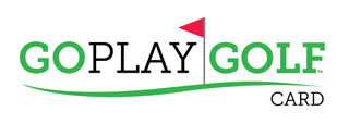 Logo for Go Play Golf. Get your gift card from Go Play Golf today!